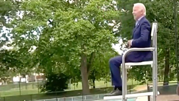 Joe Biden Is The Lifeguard America Truly Needs