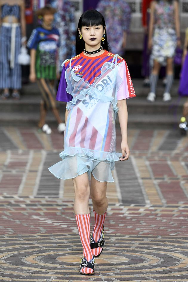 Kenzo Honours Japanese Heritage Using Asian-Only Models In SS18