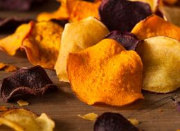 'Healthy' Vegetable Crisps Contain More Fat Than A Mars Bar (And Many Regular Crisps)