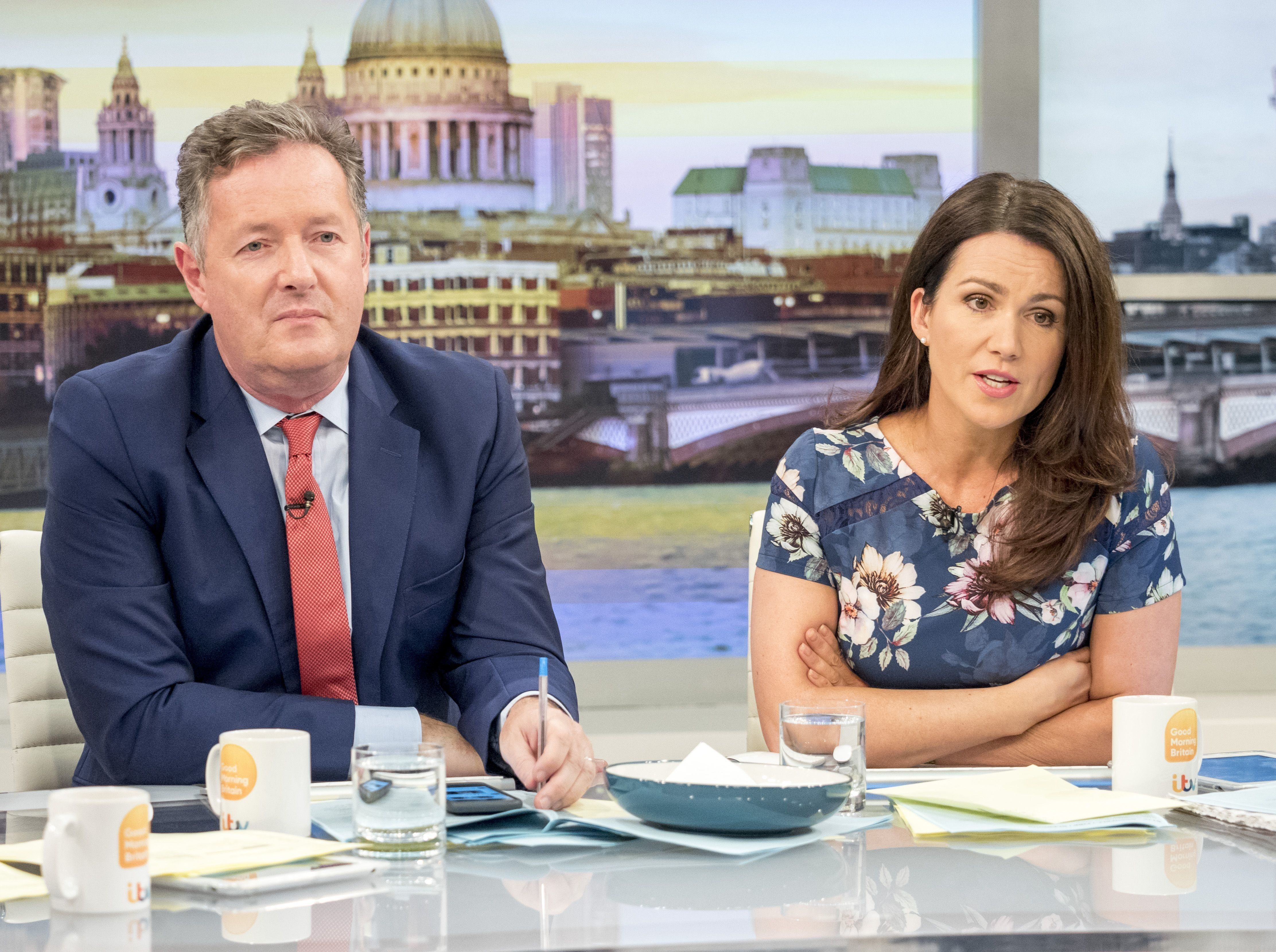 Piers Morgan Accuses Theresa May Of Blocking MPs Appearing On 'Good Morning