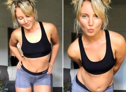 Fitness Blogger Posts Photos Of Stomach Fat Because 'It's Cool To Be Real'