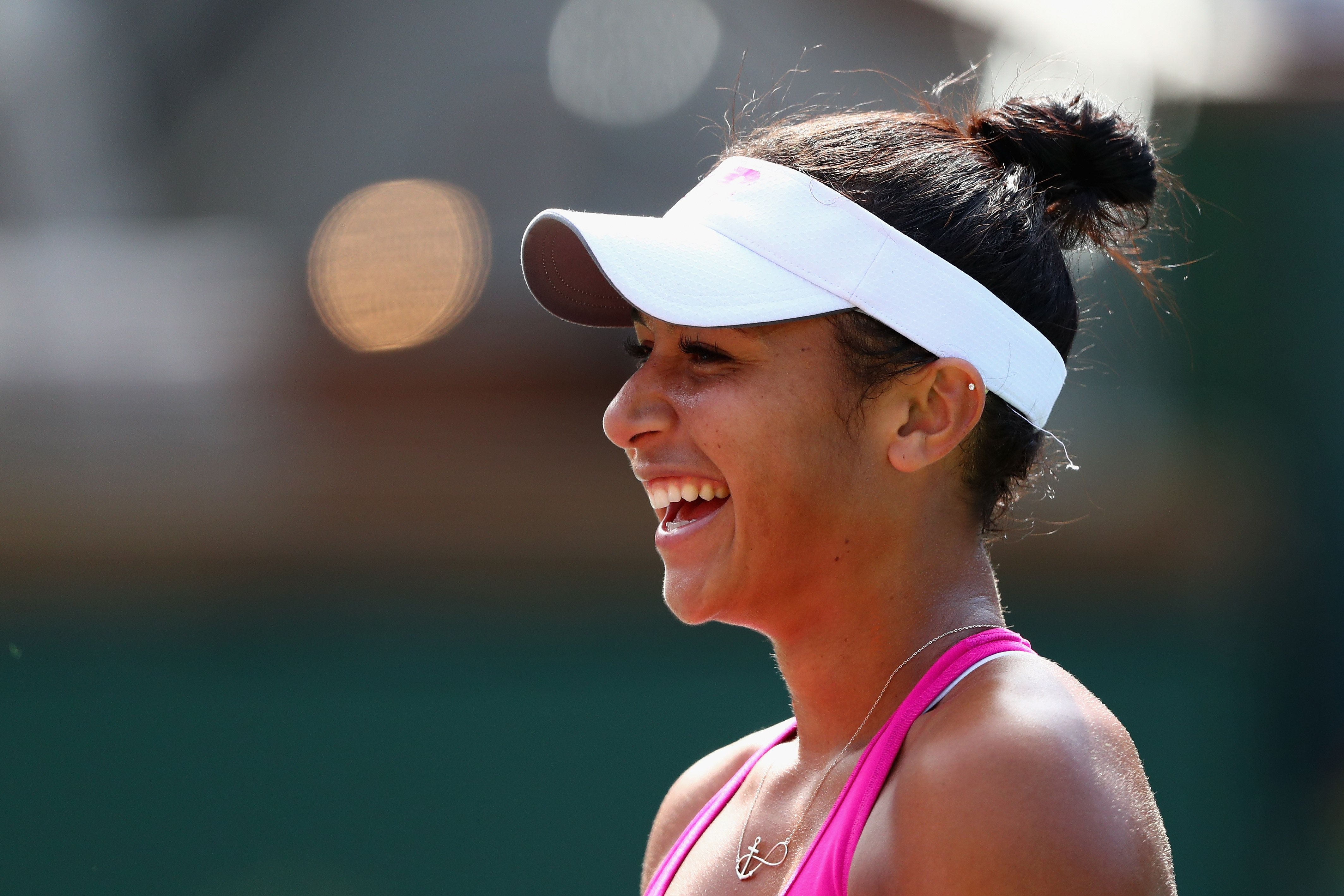 Heather Watson Claps Back At Trolls: 'Sport Isn't About Looking