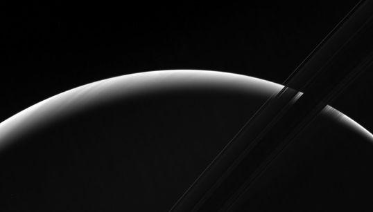 Seeing Dawn On Saturn Is