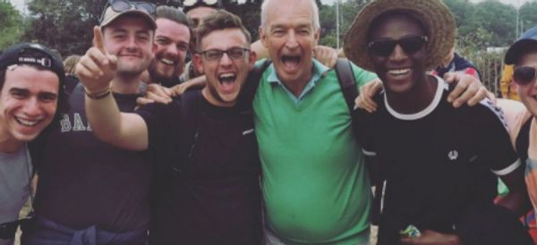 Jon Snow Says He 'Has No Recollection' Of Shouting 'F**k The Tories' At Glastonbury