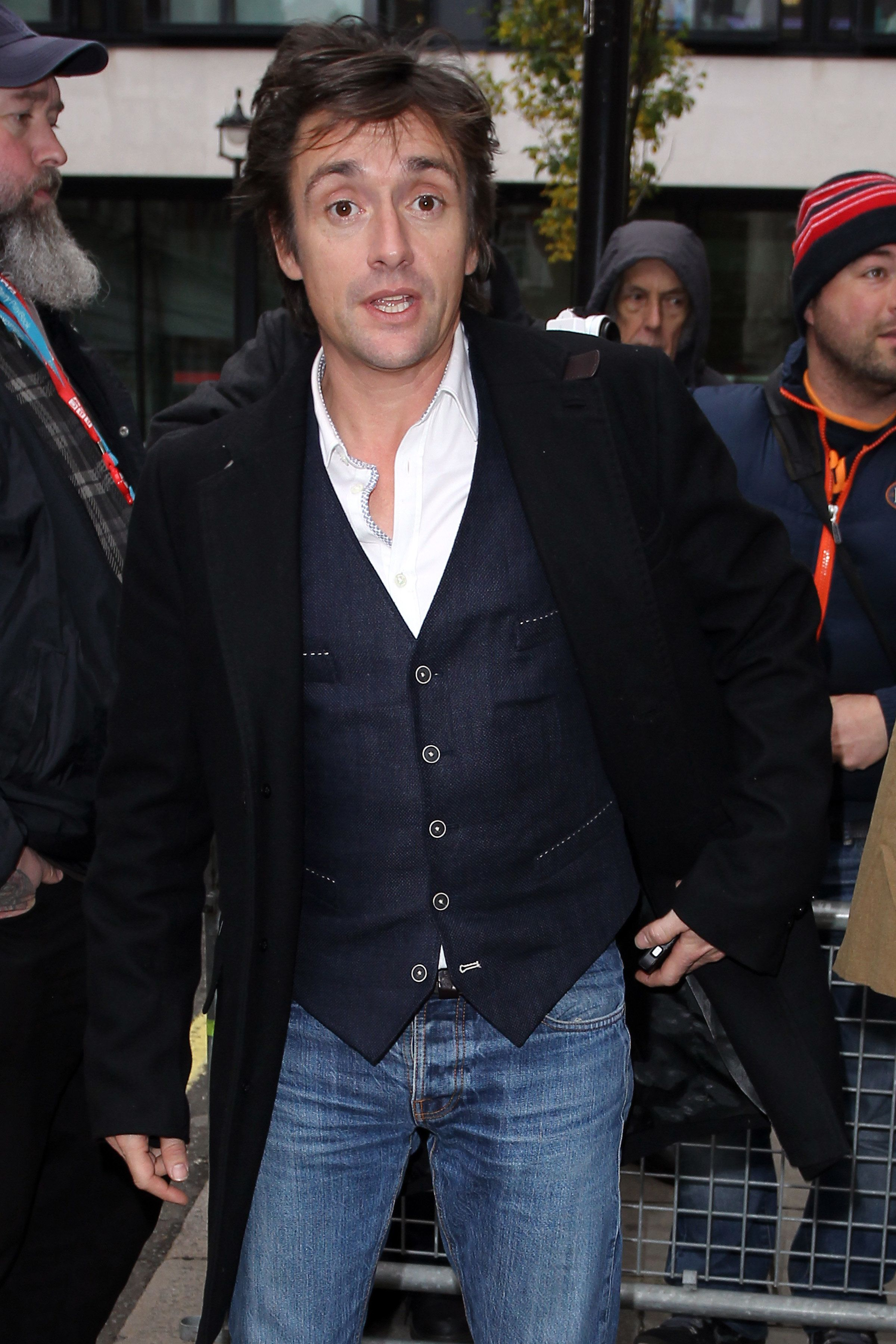 Richard Hammond Admits He Feared For Life During Terrifying Crash