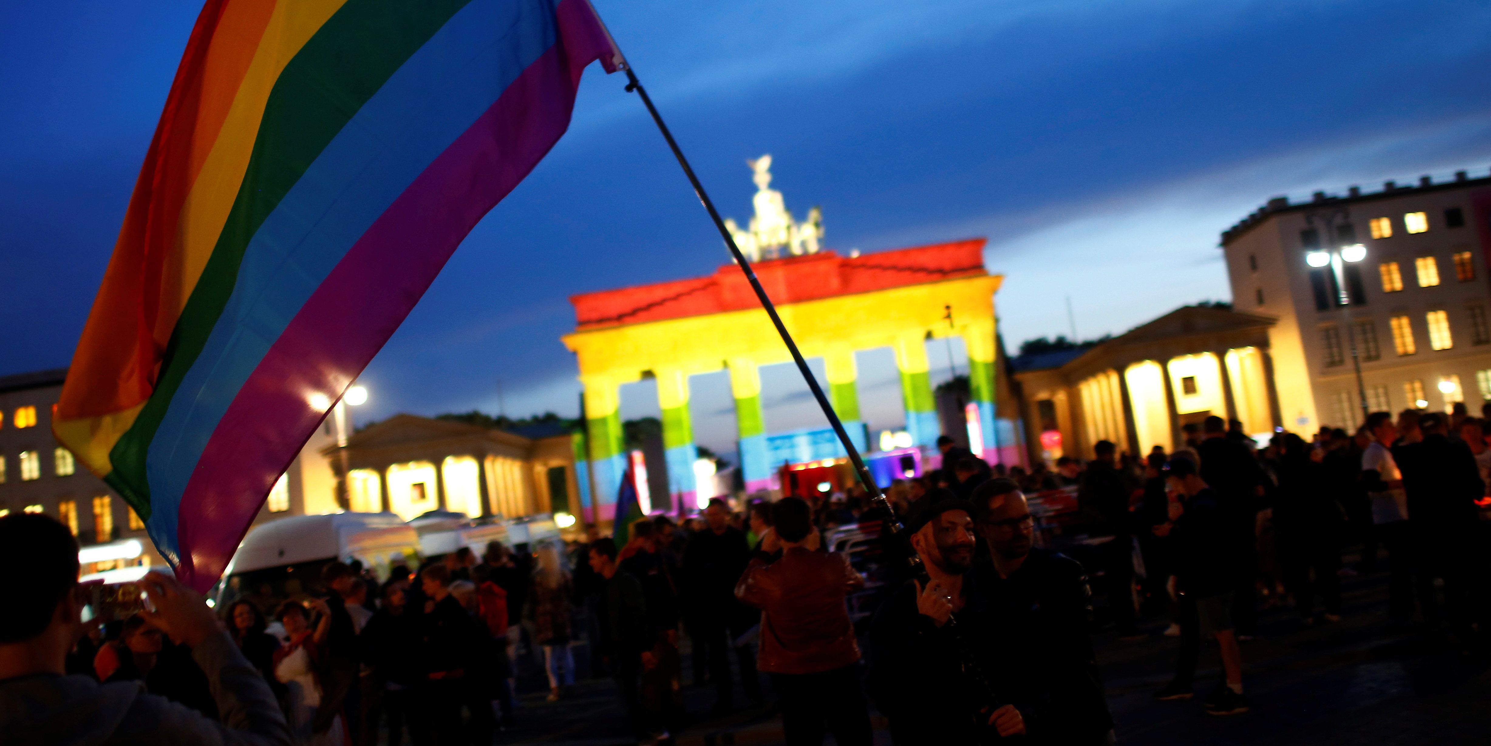 German residents have expressed broad support for same-sex marriage for some time.