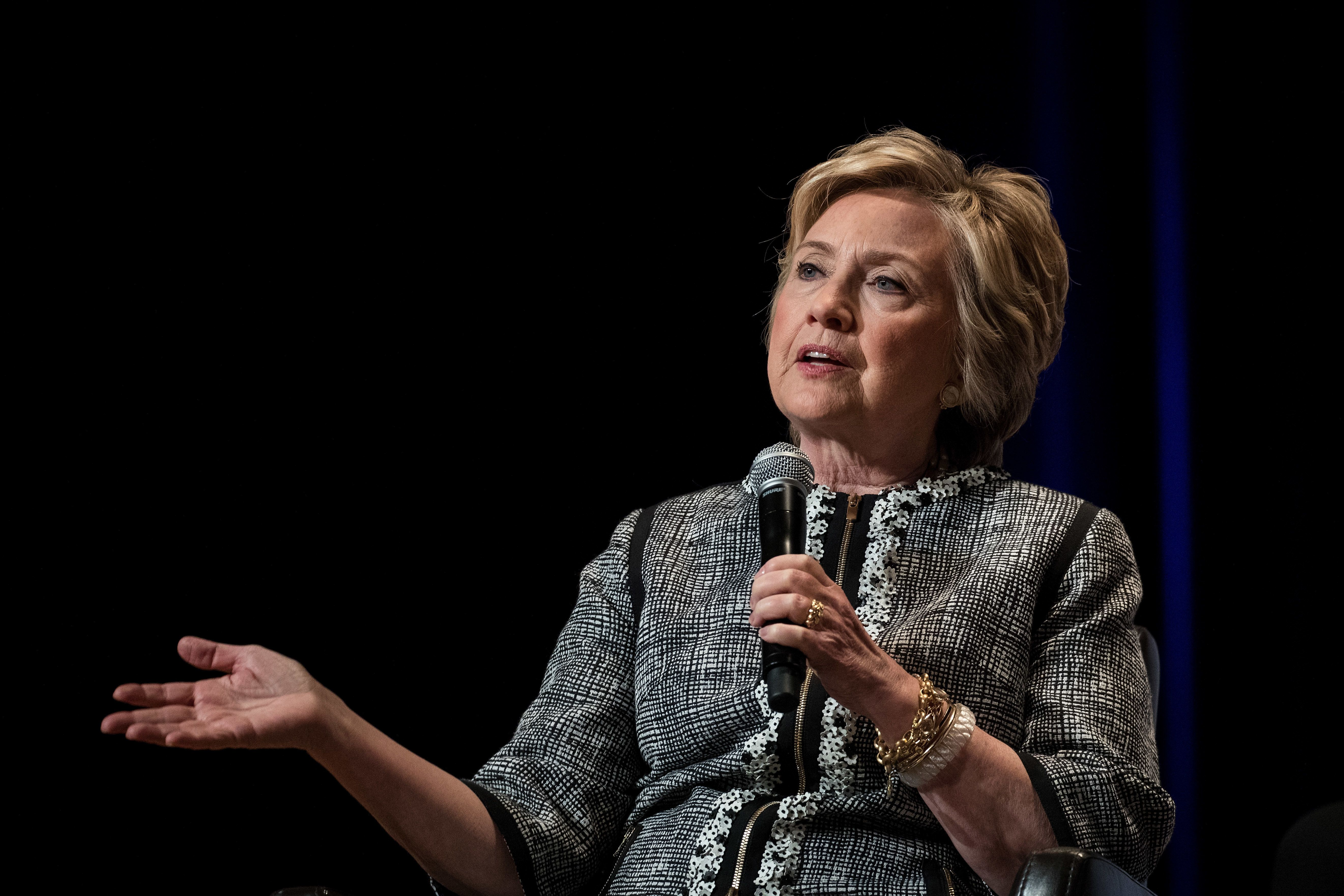 Hillary Clinton's campaign team was frustrated the press wouldn't focus on potential Russian meddling in the election until a