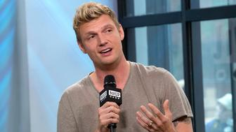 NEW YORK, NY - JUNE 26:  Nick Carter attends Build Presents to discuss the new show 'Boy Band' at Build Studio on June 26, 2017 in New York City.  (Photo by Santiago Felipe/Getty Images)