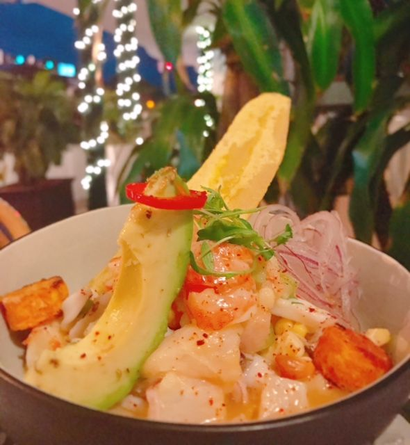 Ceviche Bagatelle