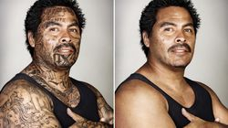Powerful Photos Show Former Gang Members Without
