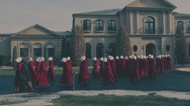 The Lasting Impact Of 'Handmaid's Tale' Is The Activism It's