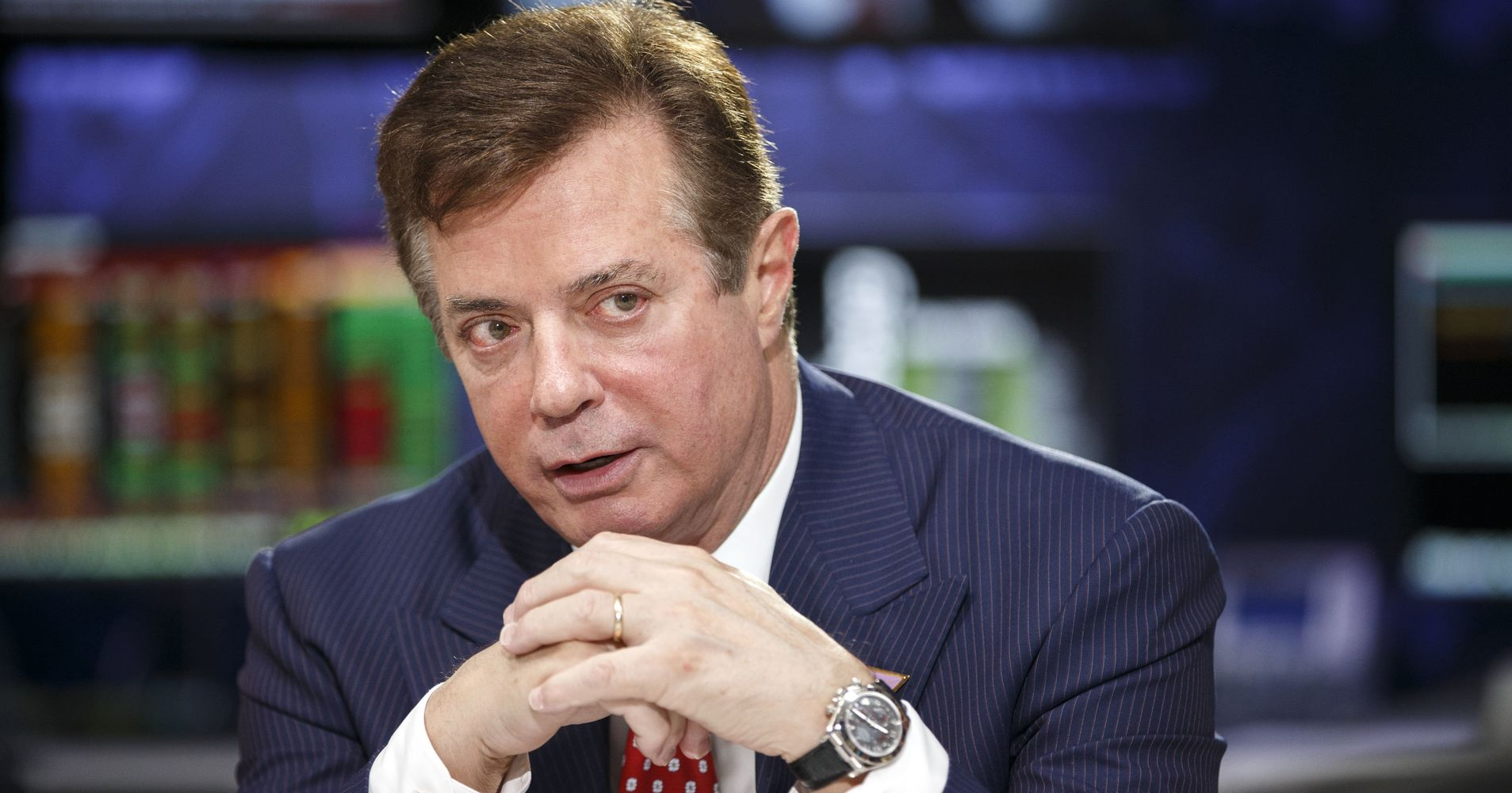 Paul Manafort Retroactively Registers As A Foreign Agent For Ukraine Lobbying