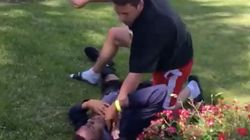 'I'm Going To Kill You': Off-Duty Officer Chokes Black Teen For Being On His