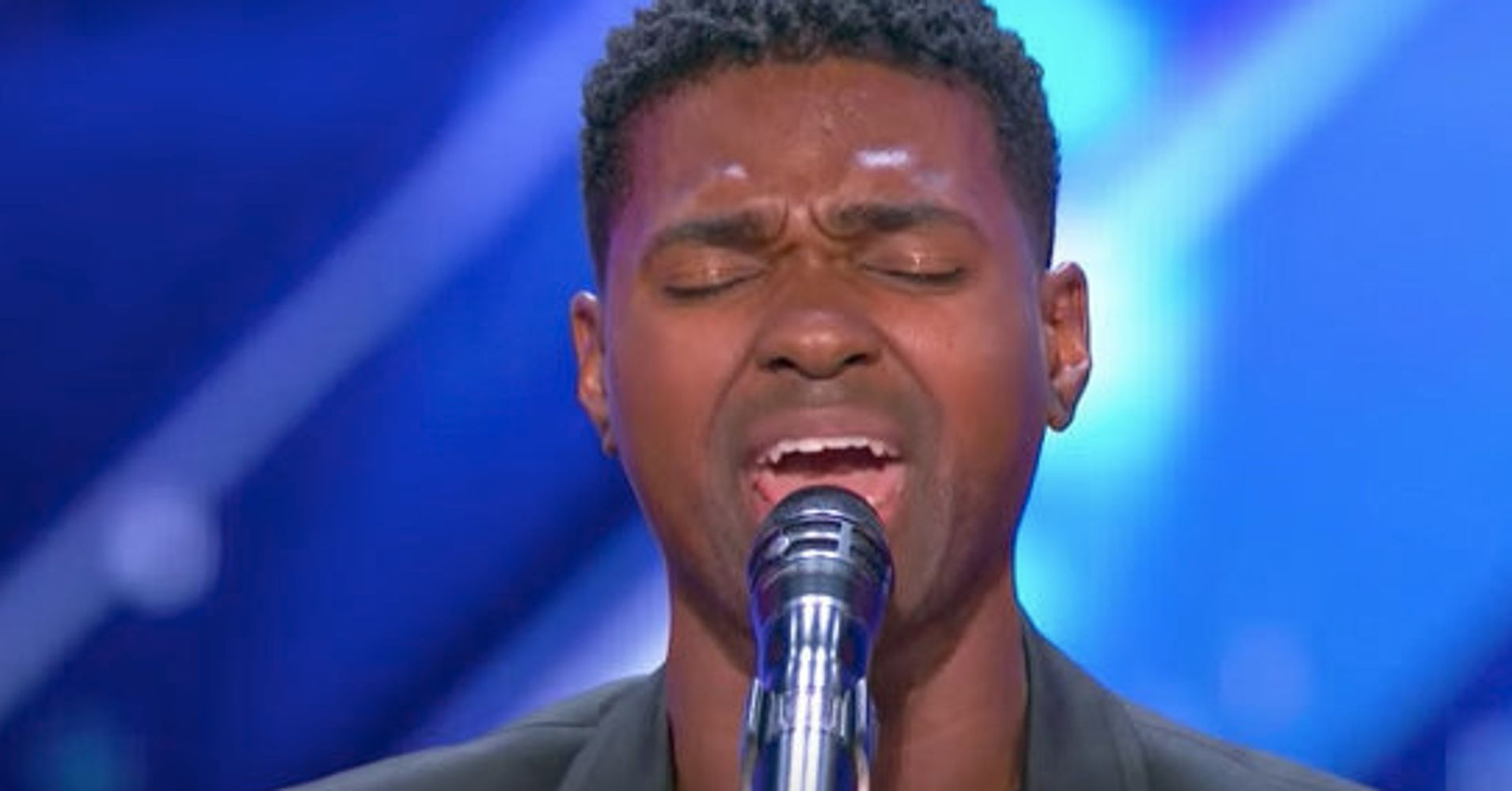 Americas got talent 2017 whitney houston - Spine Tingling Whitney Houston Cover Brings Down The House On America S Got Talent Huffpost