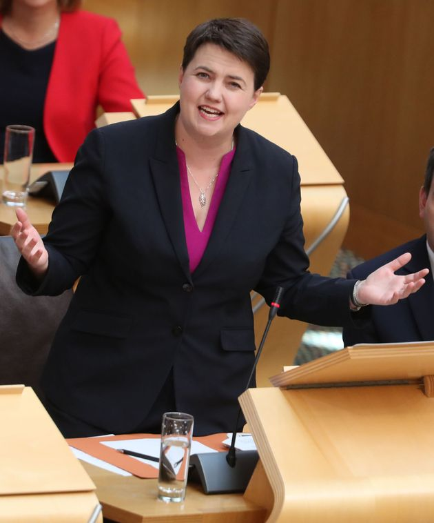 Scottish Conservative leader Ruth Davidson is transforming the party's fortunes north of the