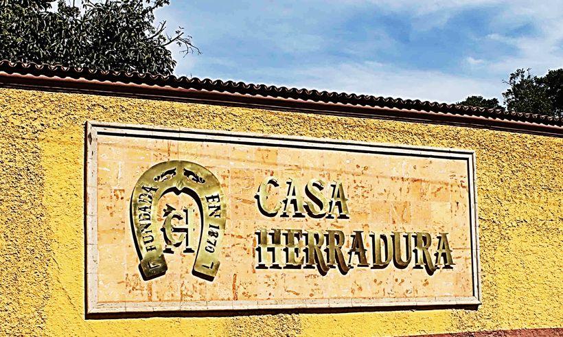 The Herradura Distillery