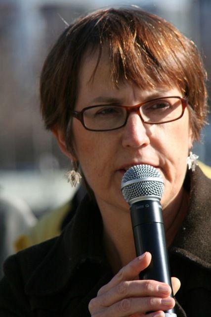 """<strong>Heffa Schuecking,</strong> Director of <a rel=""""nofollow"""" href=""""https://www.urgewald.org/"""" target=""""_blank"""">Urgewald,</"""