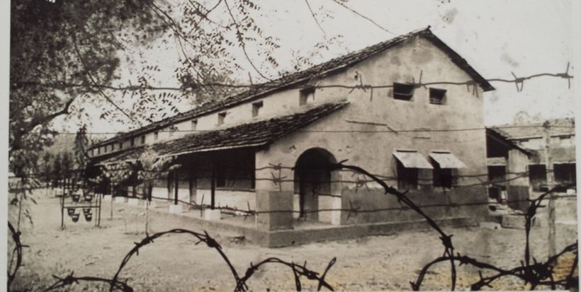 Photo of Deoli Internment Camp, Rajasthan.