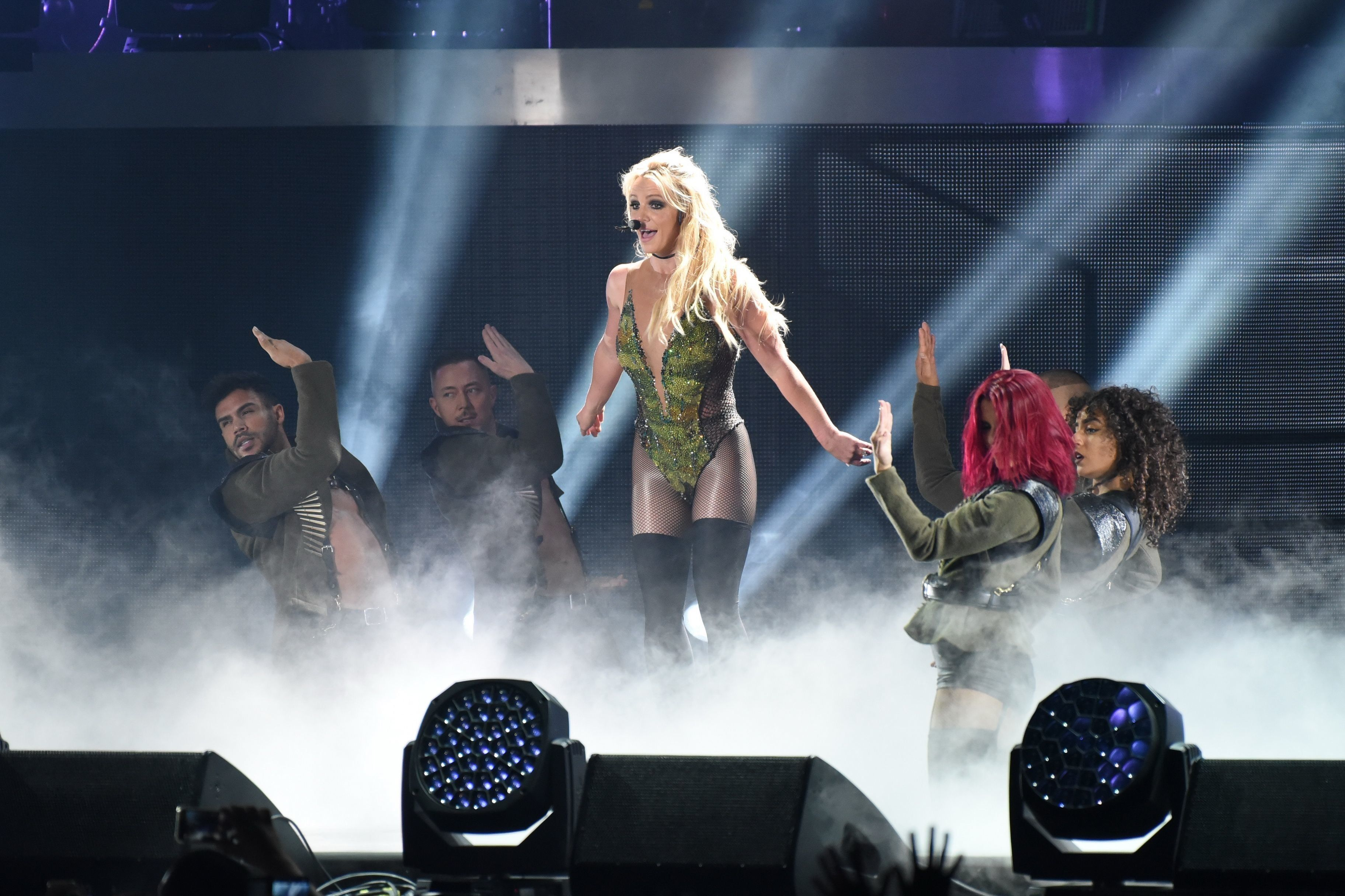 Britney Spears Says She's 'P***ed Off' Her Live Vocals Don't Get Enough
