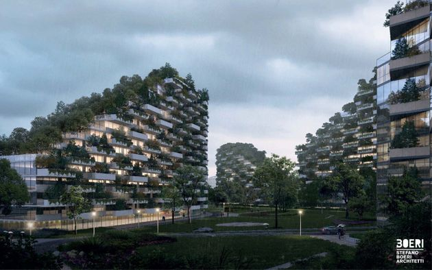 China Is Building A 'Forest City' And It Looks Absolutely