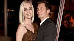 Katy Perry habla por primera vez de las fotos de Orlando Bloom remando