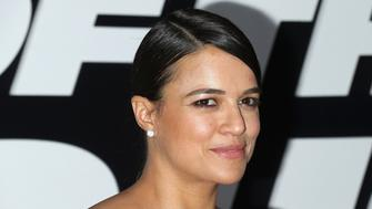 NEW YORK, NY - APRIL 08:  Actress Michelle Rodriguez attends 'The Fate Of The Furious' New York premiere at Radio City Music Hall on April 8, 2017 in New York City.  (Photo by Jim Spellman/WireImage)