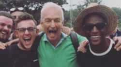 MP Leads Rallying Cry In Support Of Jon Snow After 'F**k The Tories' Glastonbury