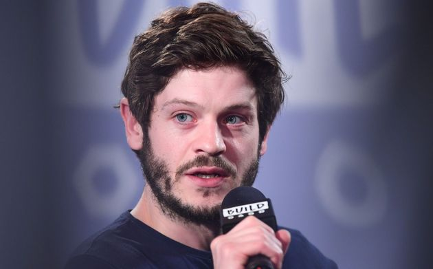 Iwan Rheon made an appearance on