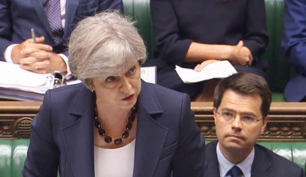 Theresa May quoted Jo