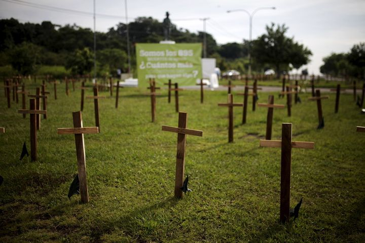 In El Salvador, the dead are almost innumerable, but not forgotten.