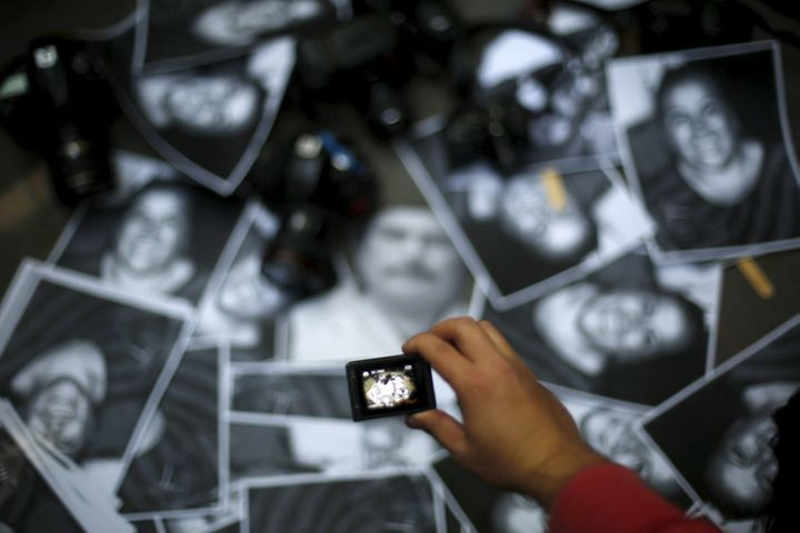 Among the roughly 17,000 people murdered each year in Mexico, dozens of journalists.