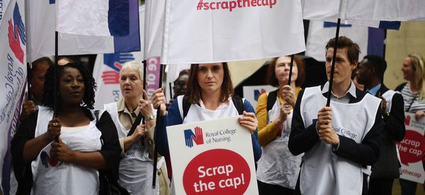 Tory Public Sector Pay Cap Could End, No.10 Hints