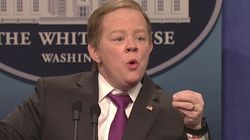 What You Didn't Notice About Melissa McCarthy's Sean Spicer Sketch On
