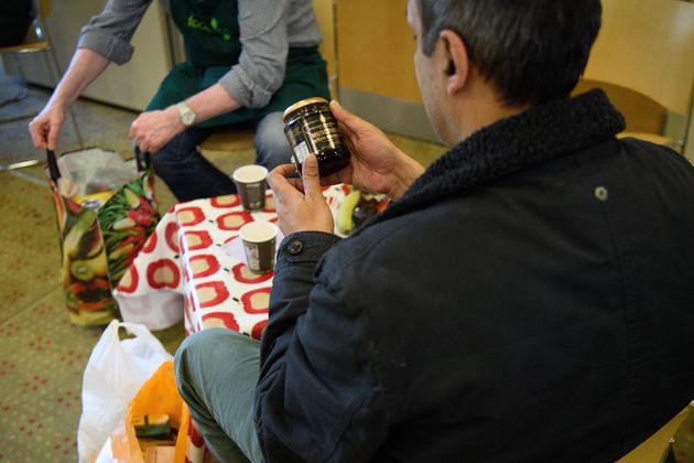 78% of foodbank users regularly skip meals - often for days at a