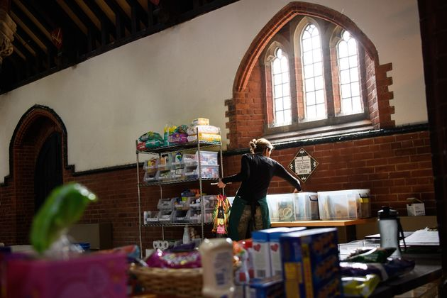 Foodbank users face multiple forms of destitution, poor health and low