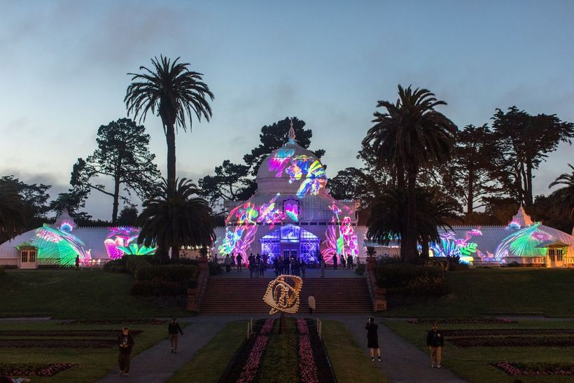 Illuminate, which was vital in giving birth to The Bay Lights in San Francisco, rallied with creative dynamo Obscura, San Fra