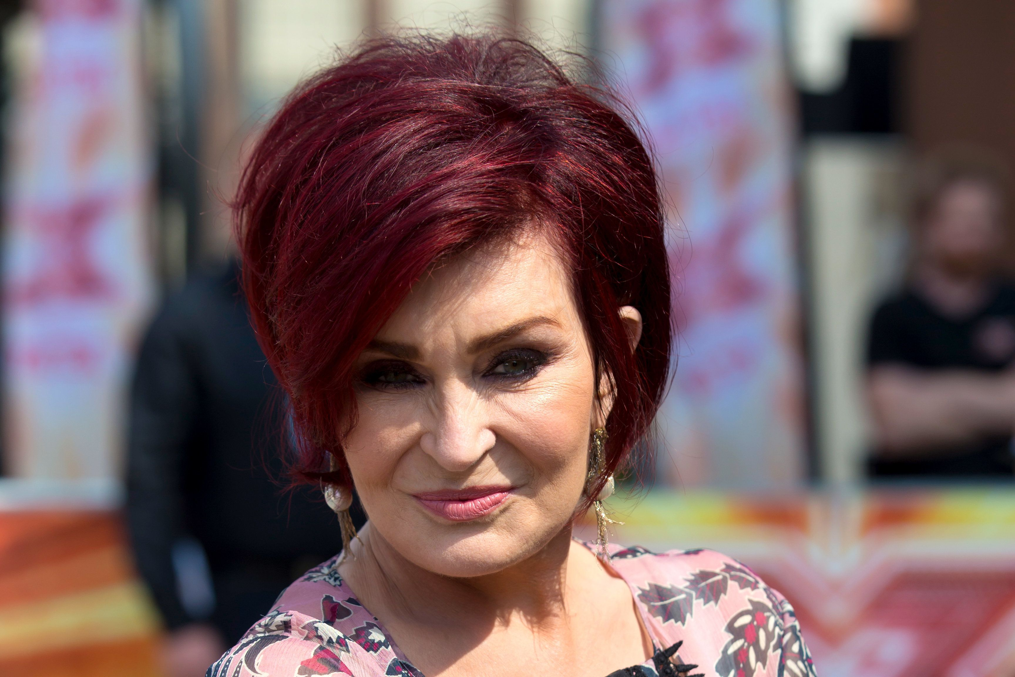 Sharon Osbourne Temporarily Replaced After Being Forced To Pull Out Of 'X Factor'