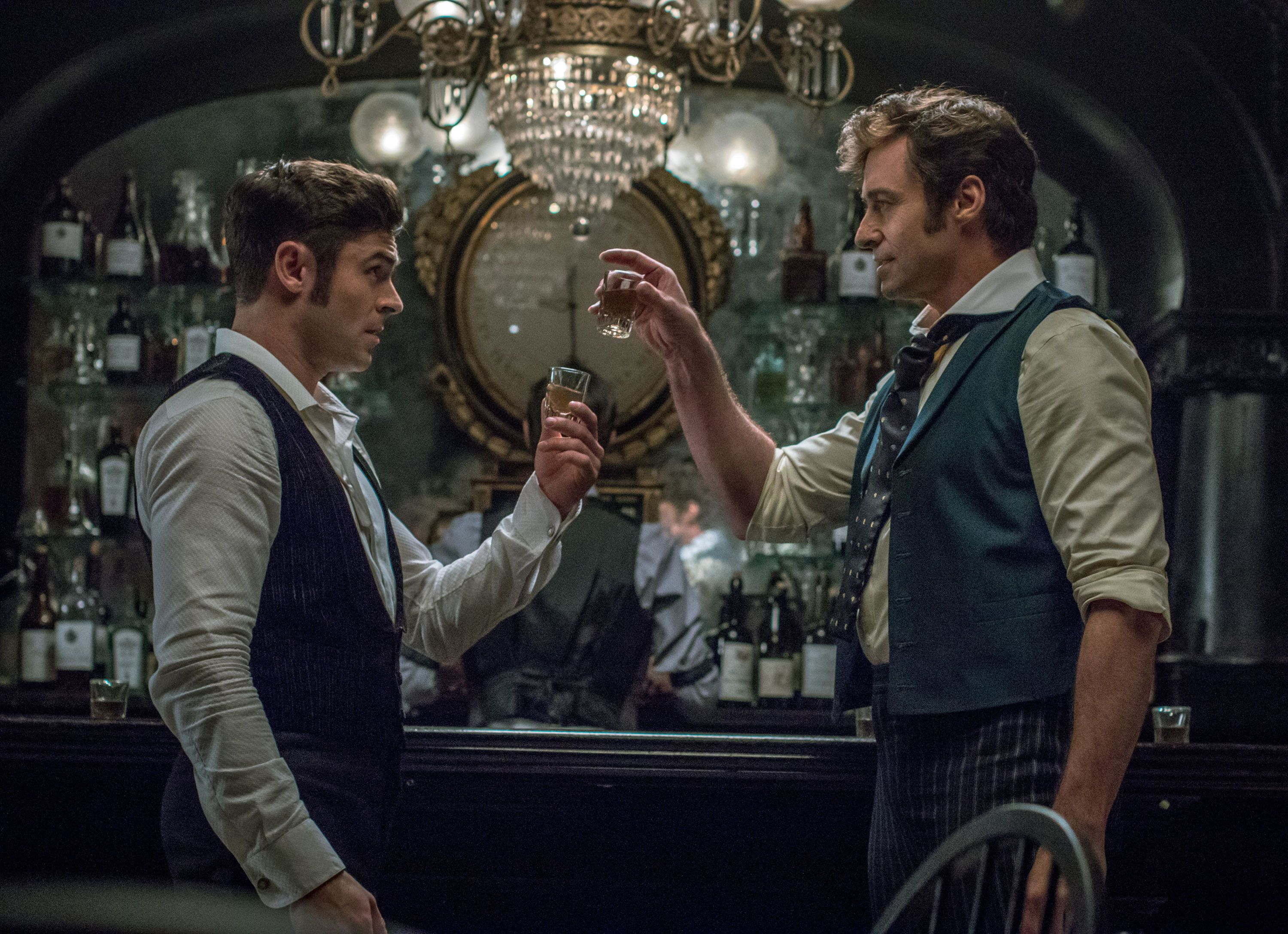The 'Greatest Showman' Trailer Is Heavy On Spectacle, Light On Hugh Jackman