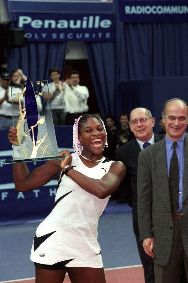 In Paris onFeb. 28, 1999.