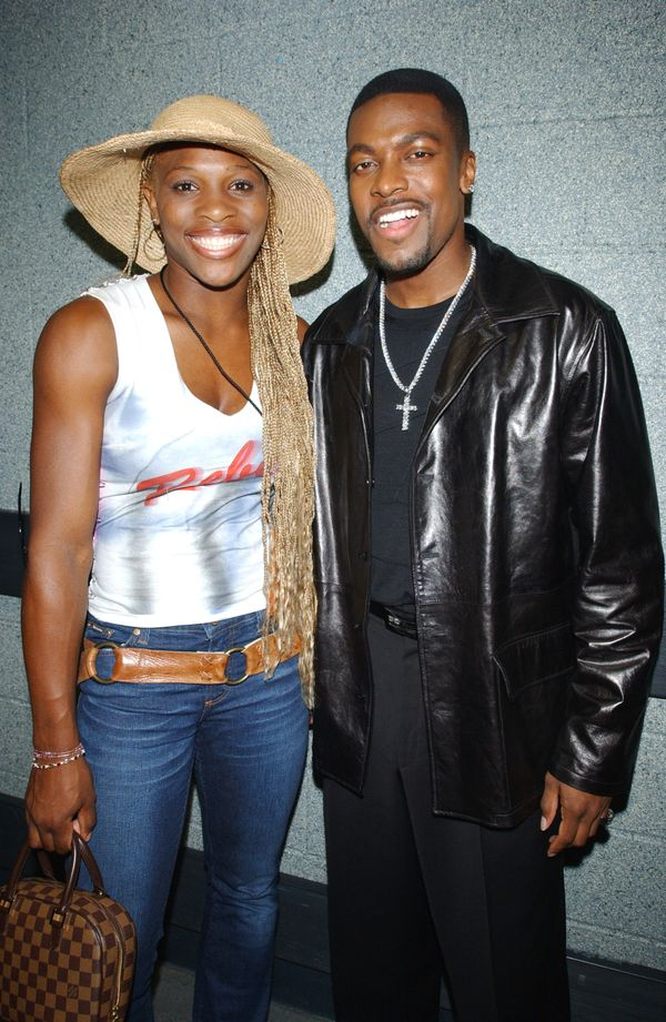 WithChris Tucker at the Michael Jackson 30th Anniversary Celebration at Madison Square Garden in New York City on Sept.