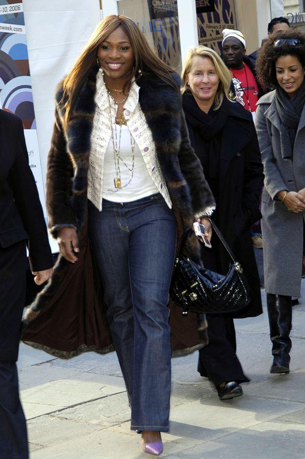 AtOlympus Fashion Week Fall 2006 in New York City.