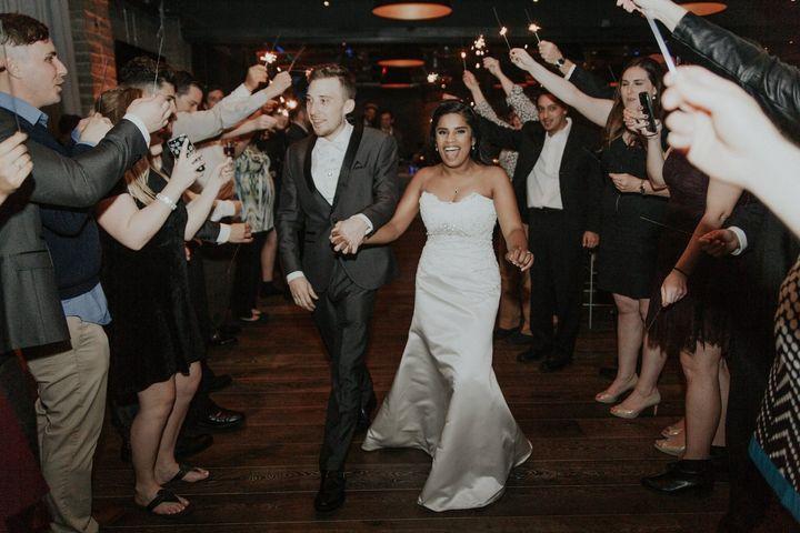 Le mariage en 2016 (Crédits:MOLLY MCELENNEY PHOTOGRAPHY)