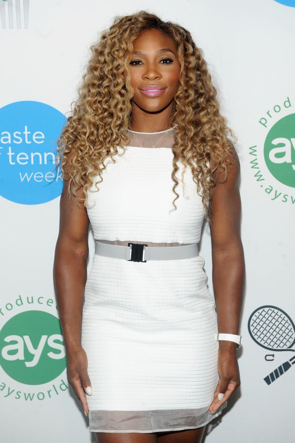 Attending theTaste Of Tennis Week: Taste Of Tennis Gala at the W New York on Aug. 21, 2014, inNew York City.