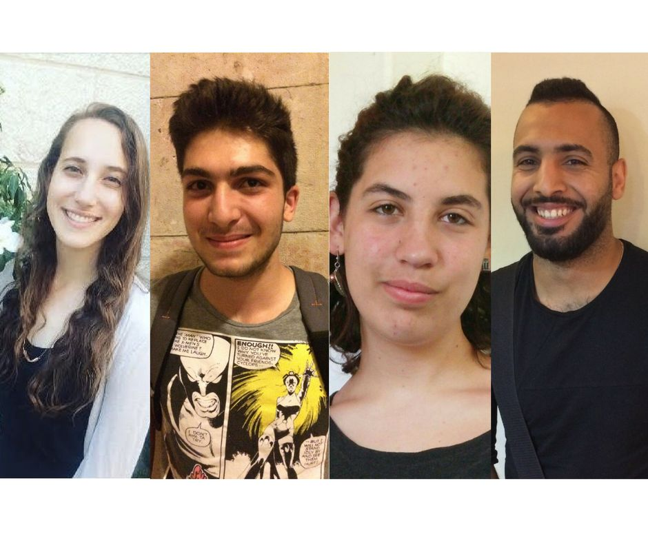 Israeli And Palestinian Teens Have Advice For Divided