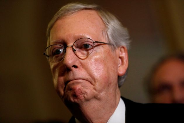 The Trumpcare Fight Shows Mitch McConnell Knows Just How Overrated He