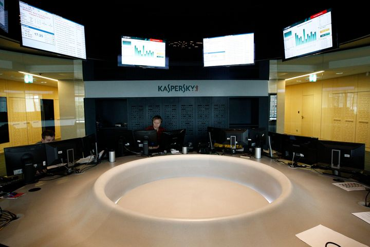 FBI Questions US Workers Of Russian Cyberfirm Kaspersky Lab