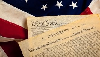What do the Declaration of Independence and U.S. Constitution say and mean and why do people continue to disagree?