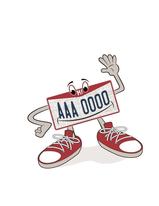 Ohio BMV Mascot