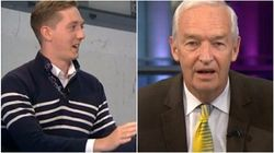 Jon Snow Slaps Down Guest Live On Air After 'Tory Hate'