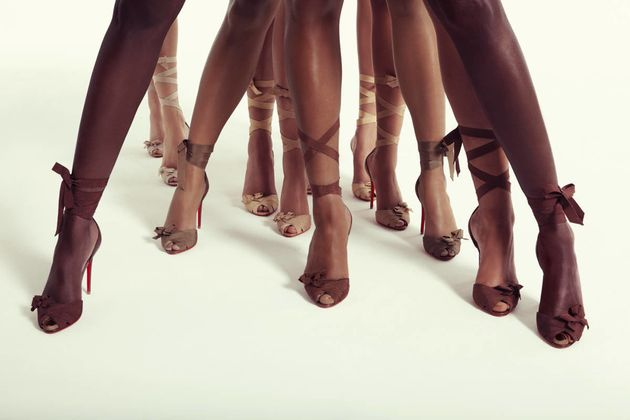 Christian Louboutin Continues to Celebrate Diversity by Expanding 'Nudes' Collection